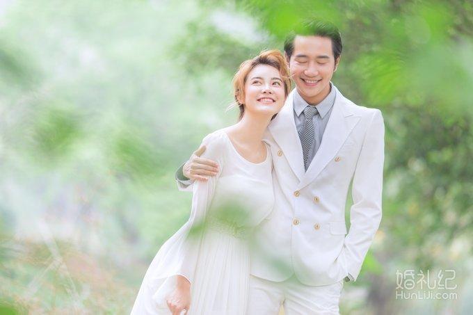 米兰婚纱摄影婚纱摄影效果图【婚礼纪】