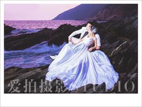 温馨浪漫爱情主题婚纱照
