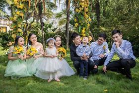 【清扬摄影工作室】婚礼跟拍客片