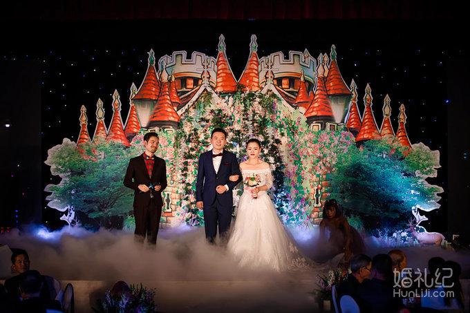 爱丽丝森系婚礼