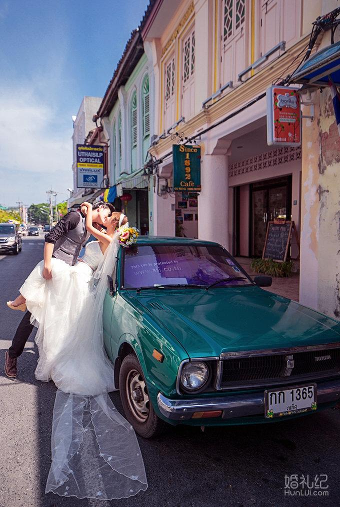泰国普吉岛婚纱照,婚礼摄影