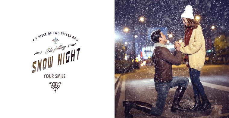 雪景——巴黎春天第九区