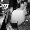 小清新室内婚礼 云朵做道具像棉花糖~