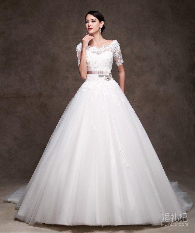 婚纱设计手稿初心
