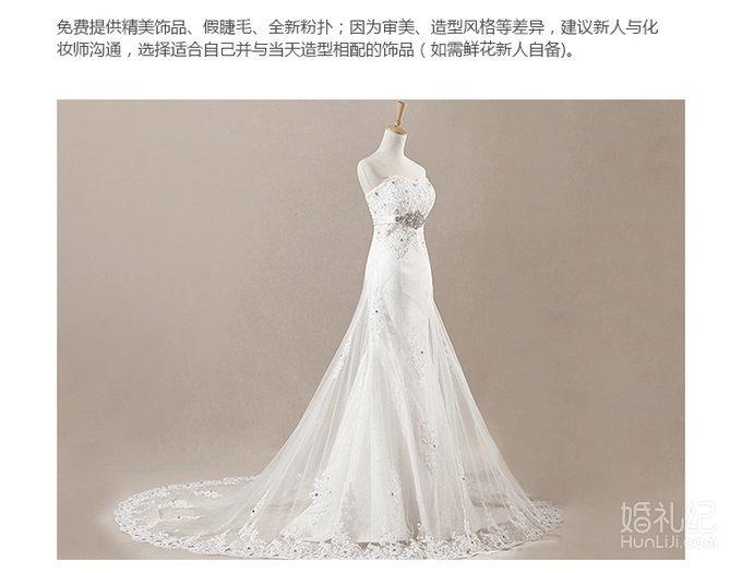 杭州新娘跟妆 新娘化妆婚礼化妆师高端婚礼