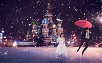 2016全新韩式《夜雪景》系列