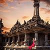记忆中的黑古塔——【在巴厘岛旅拍婚纱照】