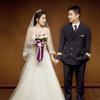 这就是我梦中的婚礼 韩式婚照果然要选白纱