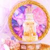 上海粉色公主风婚礼 被甜品桌迷倒