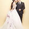 中国风遇上纯韩风,超满意的婚纱照