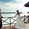 也来晒晒我的马尔代夫拍的婚纱照