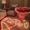 999朵玫瑰的求婚  转眼都大婚了