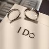 IDO婚戒简约耐看 小灯光让婚纱照美翻