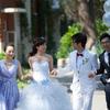 朝阳公园草坪婚礼,NOW&THEN主题