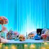 tiffany蓝主题婚礼 现场梦幻到不行