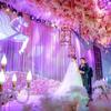 梦中的婚礼就是长这样 飞天白马很抢眼哟