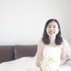 张小姐和吴先生的婚纱照 走的是文艺范