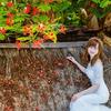 巴厘岛旅拍唯美婚照&草坪婚礼布置