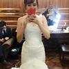 韩式婚照造型简约 领证照片拍的超美