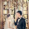 冰天雪地拍婚纱照 对内景的布置爱上了