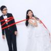 晒婚照大片,超爱的雪景婚纱(*^__^*)