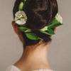 来一波婚礼花絮 想清新优雅造型的看这里