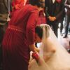 婚礼就是要红红火火 妈妈穿这件衣服超美
