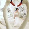 等了好久的婚纱照终于出来了 重庆本地拍内景和外景