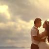 带着婚纱去苏梅岛拍照 我在闹你在笑