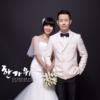 微胖界小妞的婚纱照,我们的天坛中国风