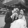 强悍新娘自己搞定新娘妆+日本旅拍 好羡慕