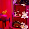 中式大婚现场好气派 绝对是西式婚礼没有的!