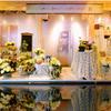 把婚礼布置成了花店 温馨满分