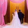 1W多的粉色婚礼 效果照样不错呀