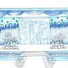 晒个蓝色系婚礼  效果图也贡献出来了
