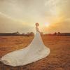 婚纱照不出南京 也拍出了旅拍效果