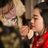 晒晒传统的中式婚礼 但谁让我是一个有个性的新娘呢