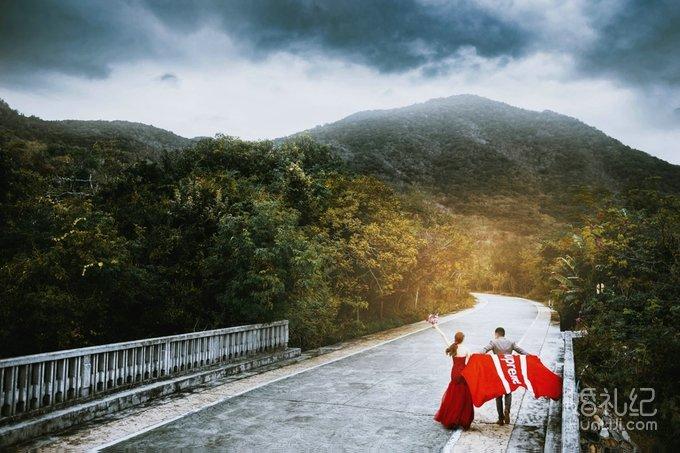 走过路过不要错过,外景婚纱照拍摄的注意事项 - 结婚